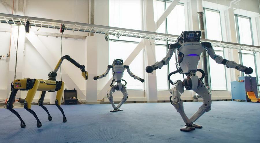 opțiuni roboți