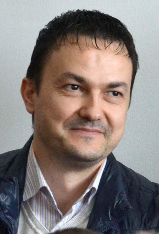 Ionuț Lazăr, primar Aștileu