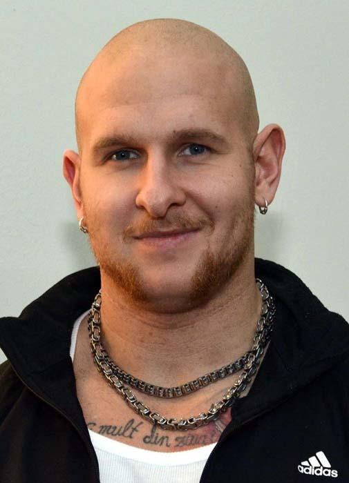 Lajos Pisky, antrenorul lui Alex Olah, la Heredeu Gold Gym