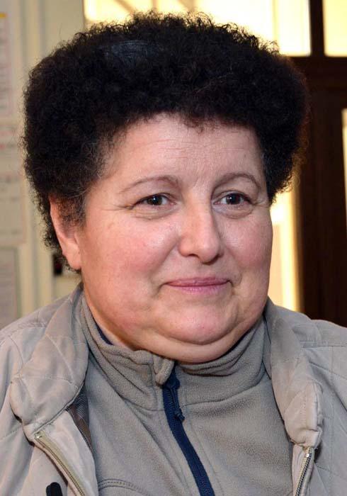 Mihaela Olah, mama lui Alex Olah