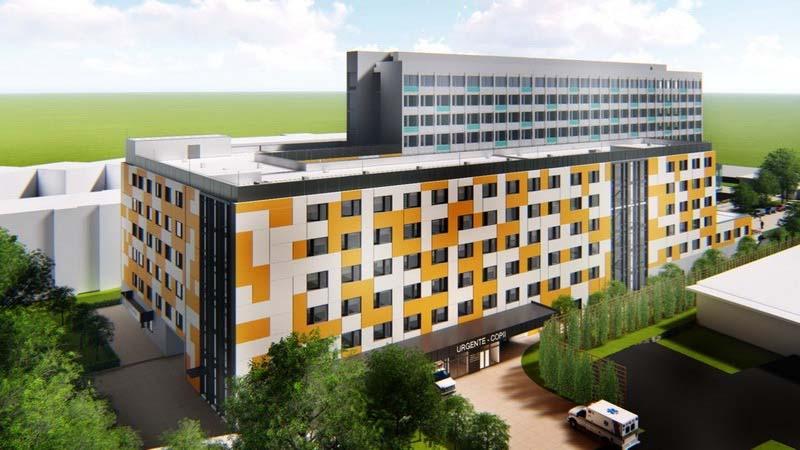 Proiect de modernizare a Spitalului Municipal din Oradea