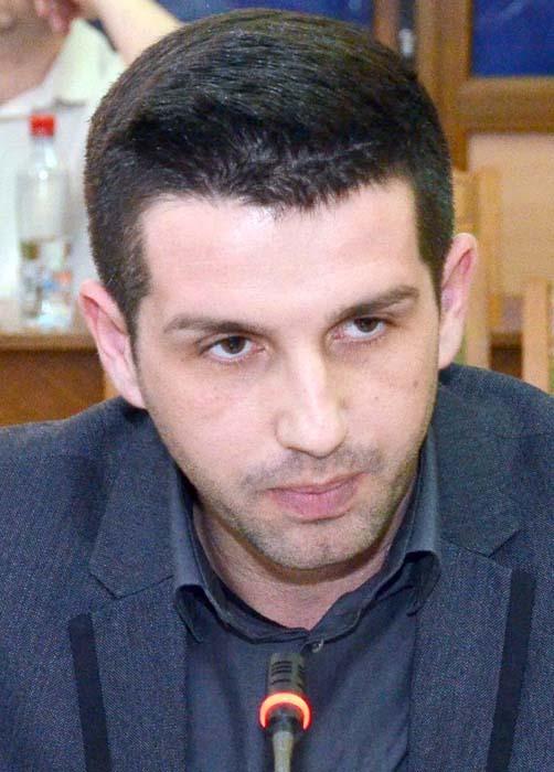 Adrian Foghiș, directorul Zonei Metropolitane Oradea