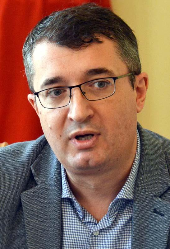 directorul economic al Primăriei Oradea, Eduard Florea
