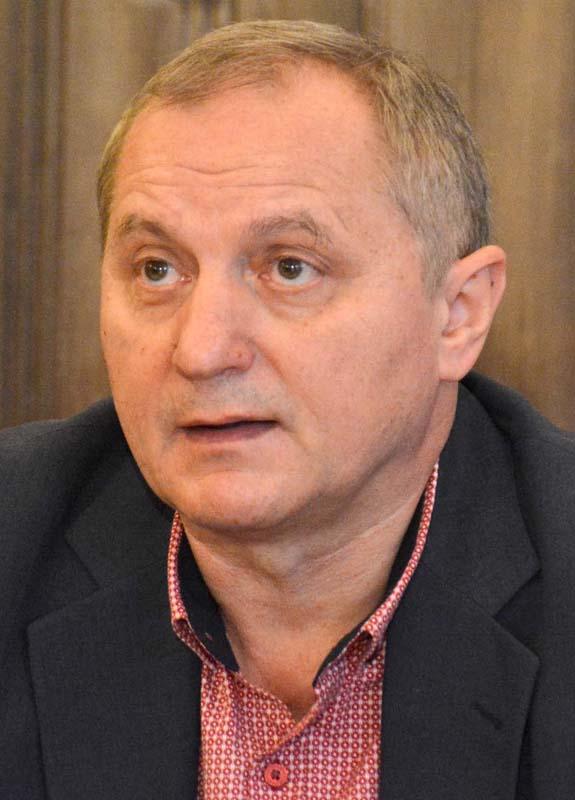directorul Companiei de Apă Oradea, Ovidiu Gavra