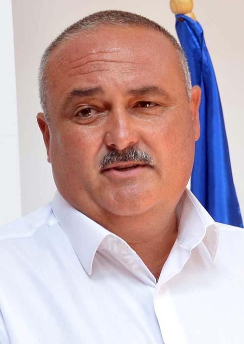 Ioan Pop, primarul din Oșorhei