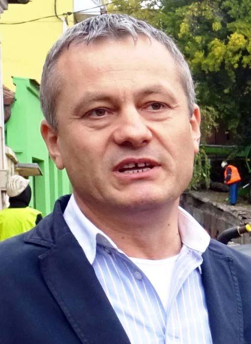 Mircea Mălab, viceprimar Oradea