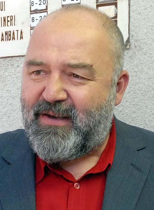 dr Gabriel Mihalache, șeful Serviciului de Medicină Legală Bihor