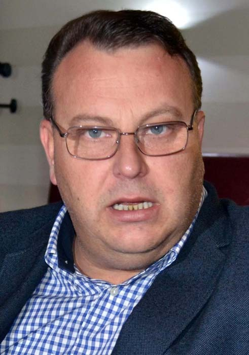 Stănel Necula, director Termoficare Oradea