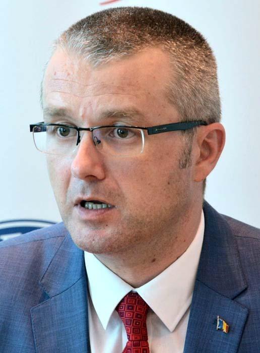 Alin Novac Iuhas, șeful Inspectoratului Școlar Bihor