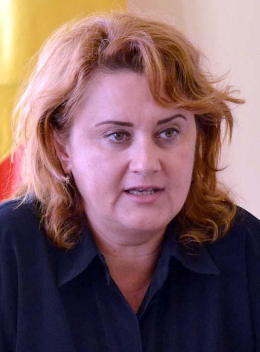 Angela Lupșea, manager Muzeul Cetății Oradea