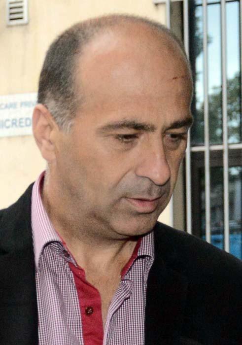 Gheorghe Bat, șeful Poliției Pietroasa