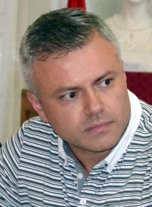 Lucian Popa, șeful Direcției Patrimoniu