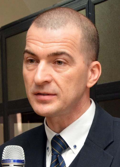 Dacian Palladi, city manager Oradea