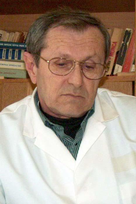 Pavel Oarcea, pediatru Cighid