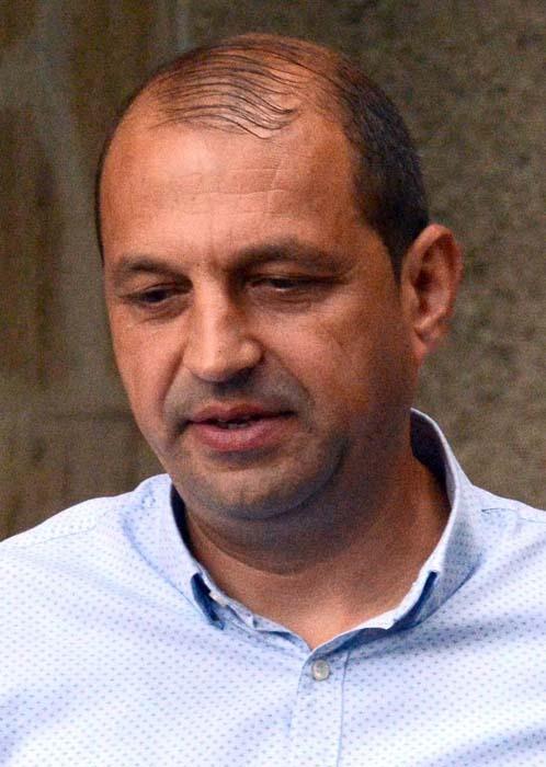 Raul Rotar, șeful Poliției Cărpinet