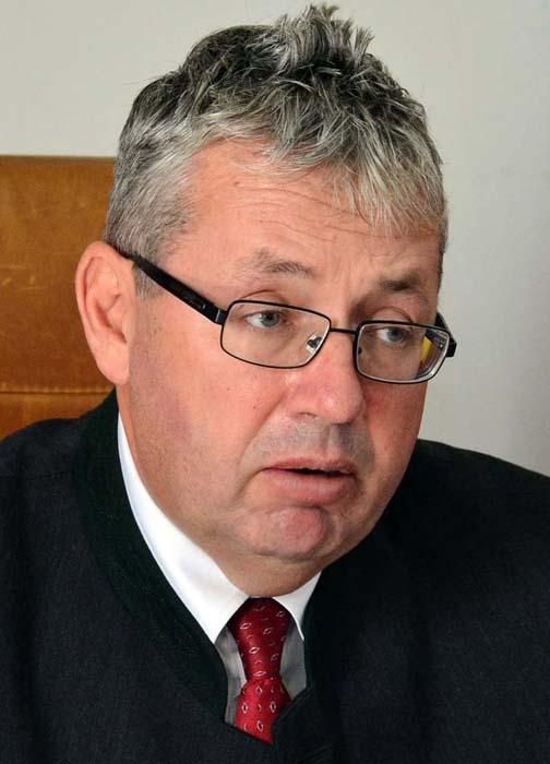 Pasztor Sandor, președintele CJ Bihor