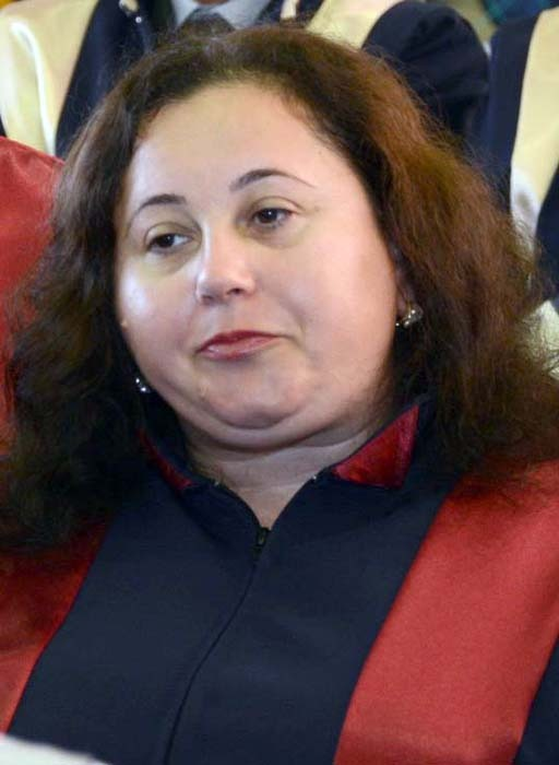 Simona Bodog, soția lui Florian Bodog