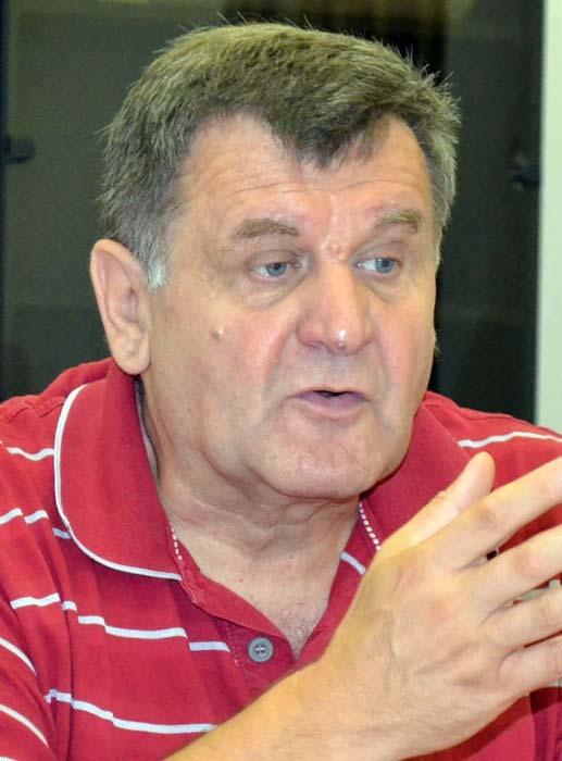 Todor Albert, director Filarmonica Oradea