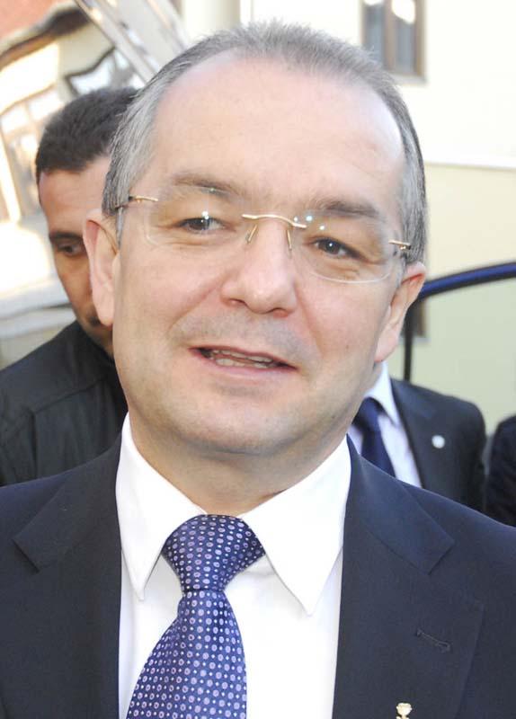 Emil Boc, primar Cluj Napoca