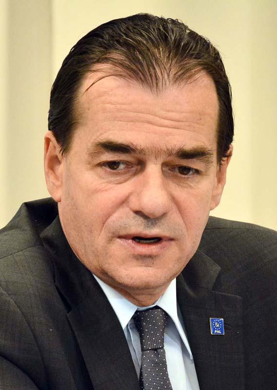 Ludovic Orban, președinte PNL