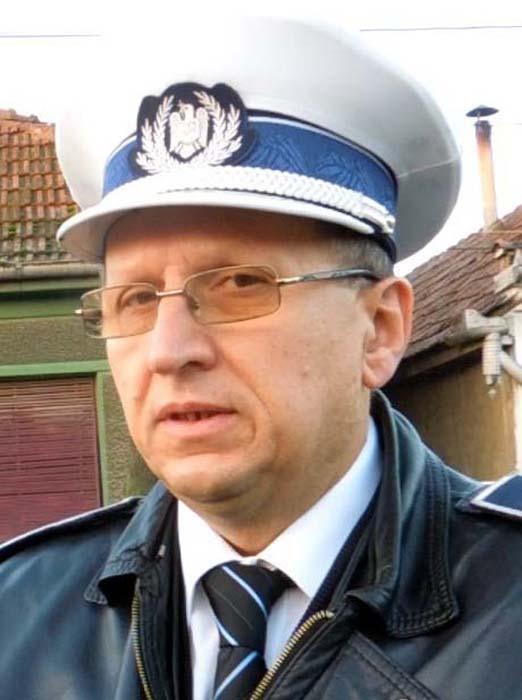 Silviu Popa, polițist rutier Bihor