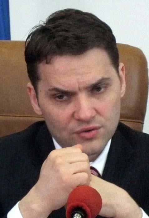 Dan Şova, fost ministru al transporturilor