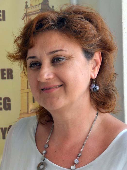 Angela Lupșea, director interimar al Cetății Oradea