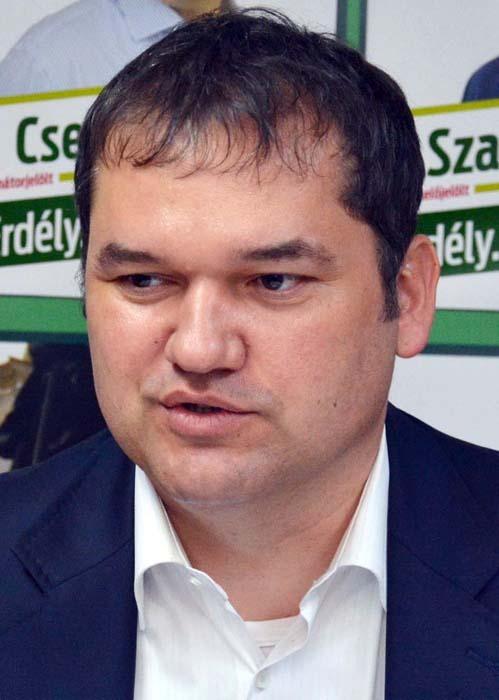 Cseke Attila, președinte UDMR Bihor