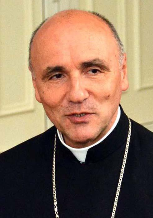 Virgil Bercea, episcopul greco catolic de Oradea