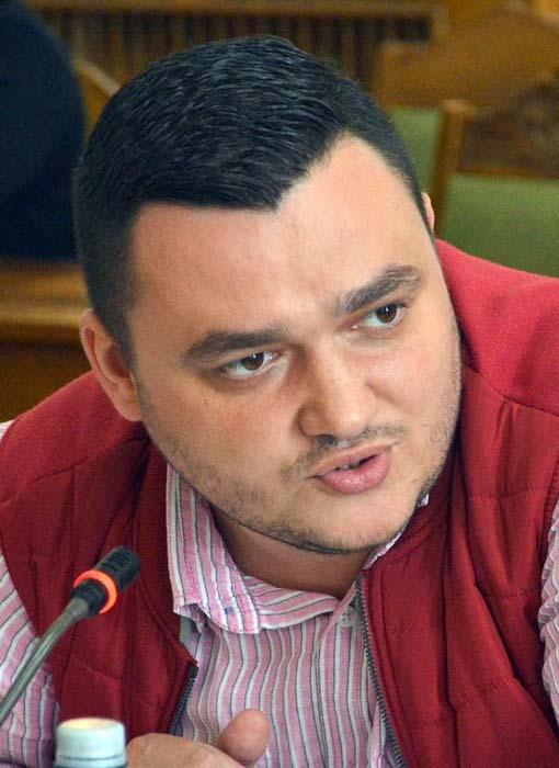 Liviu Sabău Popa, consilier local PSD Oradea
