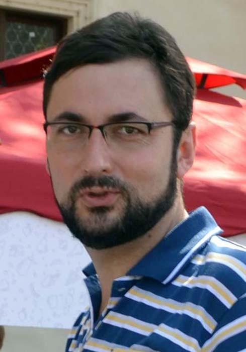 Adrian Simon, purtătorul de cuvânt al Consiliului Județean Bihor