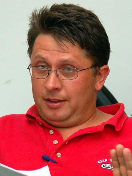Dumitru Szalo Mureșan, medic veterinar