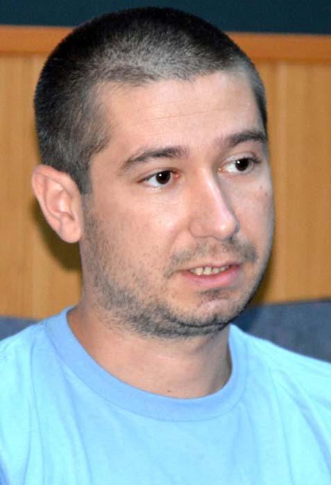 Andrei Acs, ecologist, specialist CAPDD Bihor