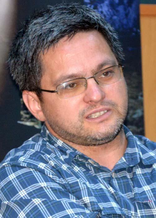 Paul Iacobaș, directorul CAPDD Bihor