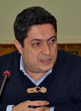 Flavius Bunoiu, reprezentantul Asociației Cultură în Mișcare