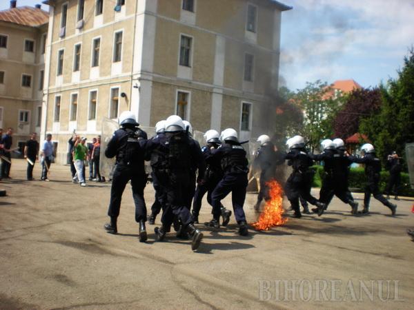 Jandarmii orădeni s-au luptat pentru nemţi şi unguri