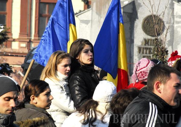 Oradea, în Hora Unirii
