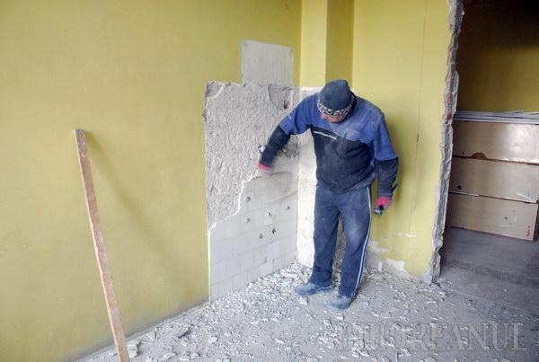 Au început lucrările la Ambulatoriul de la Spitalul Municipal