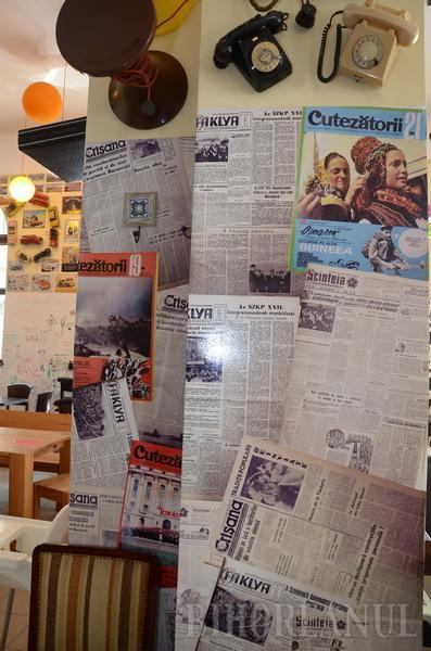 Lactobar Retro-Bistro reînvie Oradea anilor '80. De data asta, şi cu meniuri specifice americane
