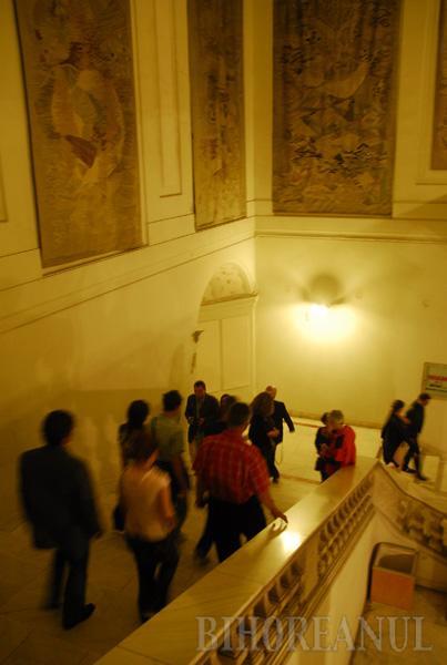 Peste 2.000 de orădeni la Noaptea Muzeelor