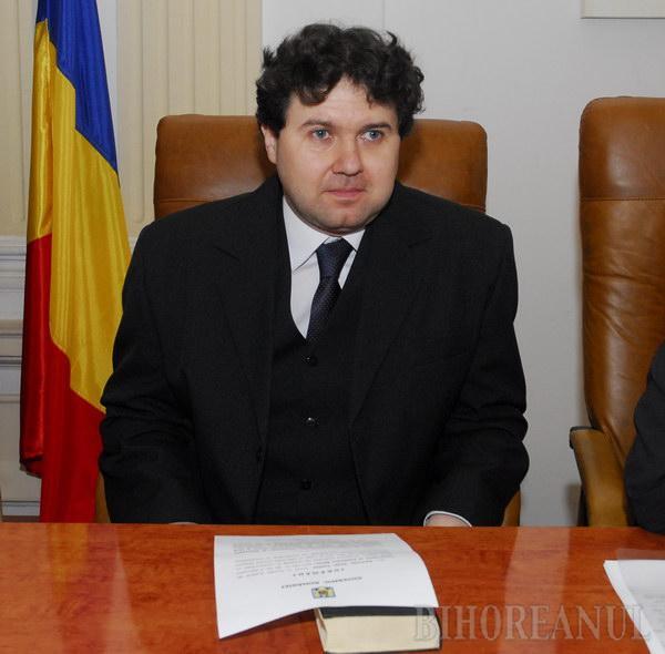 Sarkady Zsolt a fost instalat ca subprefect