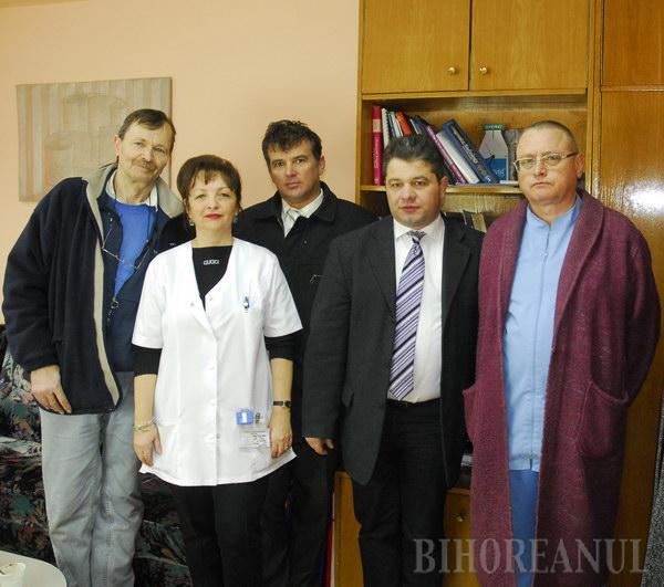 Spitalul Clinic Judeţean Oradea a primit un computer tomograf donat de un spital din Insula Man