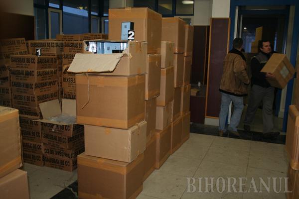 Parfumuri în valoare de peste 2 milioane de euro, confiscate la Borş
