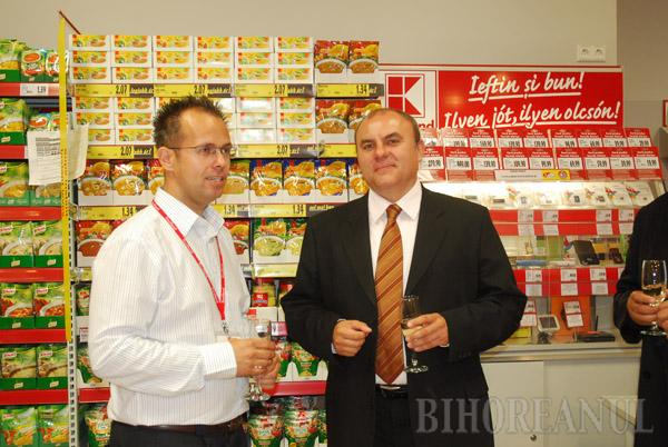 Primul magazin Kaufland se deschide pentru clienţi în această după amiază
