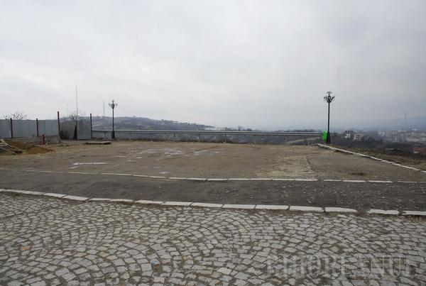 """""""Ciuperca"""" renovată: orădenii pot vedea din nou oraşul de la înălţime (FOTO)"""