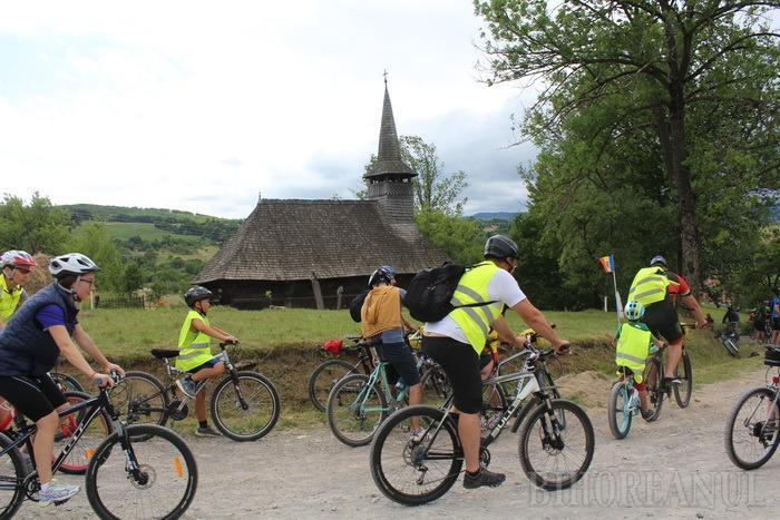 Redescoperă Bihorul pe bicicletă