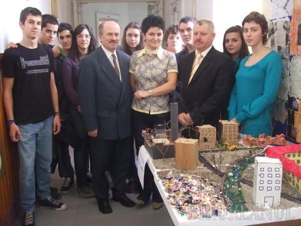 """Gojdiştii vor ca Oradea să fie """"eco"""" peste 100 de ani"""