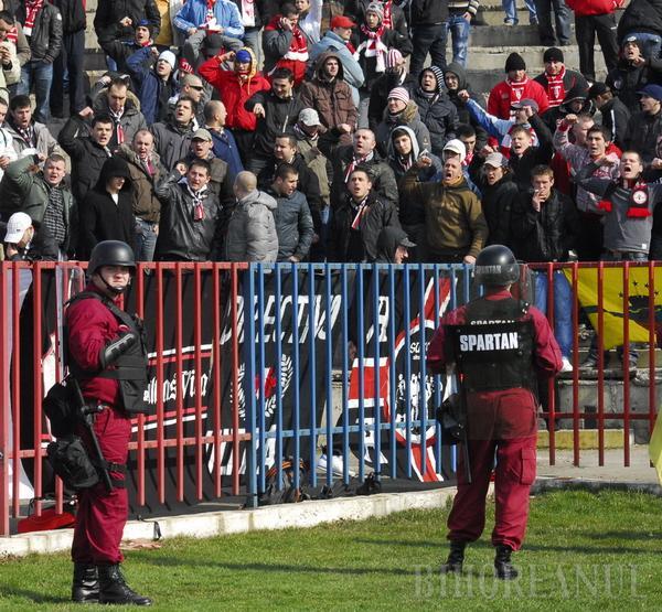 FC Bihor - UTA, un derby de 0-0
