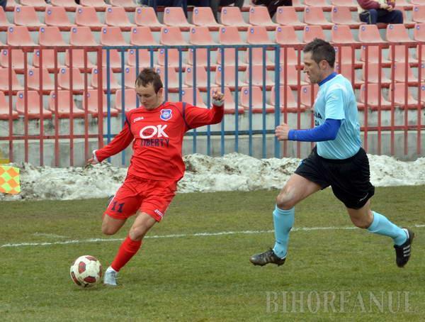 FC Bihor - Arieşul Turda: 0-0