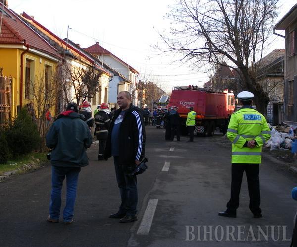 Pericol de explozie lângă casa fostului ministru Vasile Blaga!